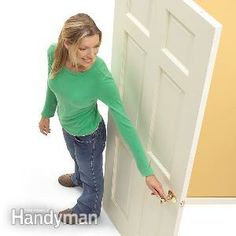 Ordering the wrong door is an expensive mistake! Use this simple method to tell the difference between a left- and right-hand door.