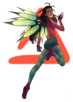 Taranee Cook by on DeviantArt Animation Series, Disney Animation, Disney Channel, Disney Drawings, Art Drawings, Fairy Oak, Disney Magazine, Fantasy Magic, Witch Art