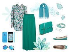 LCWaikiki - Tesettür Giyim Kombinleri http://www.yesiltopuklar.com/yaz-kombinlerinde-biraz-mavi-biraz-yesil.html