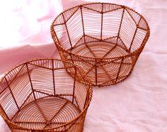 Copper baskets http://se3.co.nz/products/deco-copper-basket