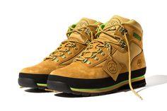 Stussy x Timberland Euro Hiker   Sneakers.fr : Sneakers & Street Culture depuis 2005