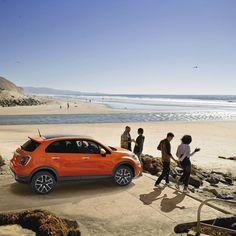 Got weekend plans? #Fiat #Getaway