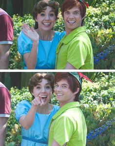 Love the Disney Peter Pan face characters Disney And More, Disney Love, Disney Magic, Disney Cast, Disney And Dreamworks, Disney Pixar, Disney Face Characters, Disneyland Characters Funny, Disney Parks