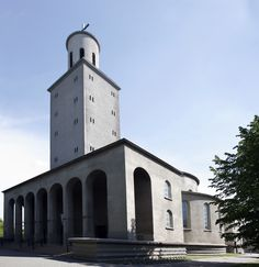Church in Murcki, Katowice, Poland