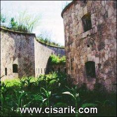 Komarno Fortress built-1663