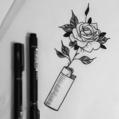 Art sketches, sketches of flowers, tattoo sketches, tattoo drawings, beauti Tattoo Und Piercing, Tattoo On, Fire Tattoo, Kunst Tattoos, Body Art Tattoos, Tatoos, Pin Up Tattoos, Tattoo Sketches, Tattoo Drawings