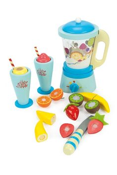 Le Toy Van Honeybake Blender Set