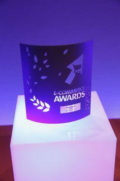 """E-commerce Award dans la catégorie """"Acquisition"""" remporté par @Critizr #ECP13 #Awards"""