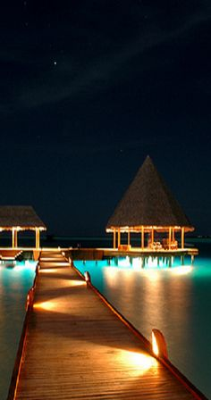 Mauritius at night ~  Amazing Beaches, lots of activities, Relax in mauritius with us - gingeronli@gmail.com