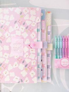 ❤ blippo kawaii shop ❤ cute stationery items (planners and pens)
