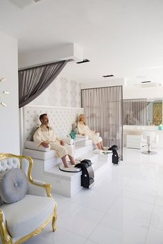 The spa at Hotel Mousai; an all-inclusive adults only resort Puerto Vallarta Mexico.