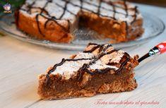 Torta mandorlata al gianduia, un dolce morbidissimo e goloso, si scioglie in bocca e ricorda la consistenza della mitica tenerina! buonissima..