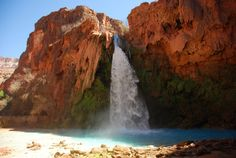 12 Hidden Waterfalls In Arizona That Will Take Your Breath Away