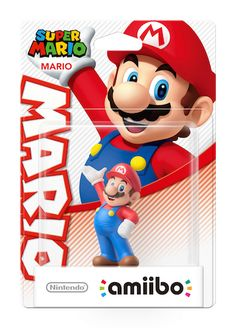 Amiibo Mario (Super Mario Collection) - WII U - Référence Gaming