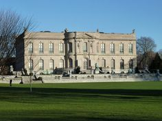 The Elms was another one of the mansions we visited in Newport, RI.