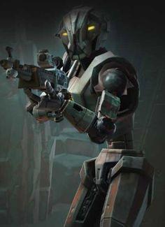 HK Series Assassin Droid