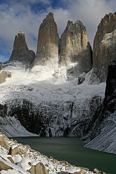 Patagonia....#BucketList http://www.ytravelblog.com/new-york-city-travel-tips-by-travelers/