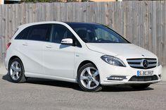 Mercedes to market Tesla powered 2014 B-Class EV in US.