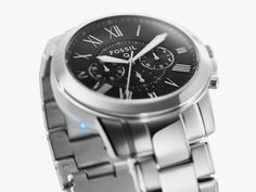 Fossils New Smartwatches Favor Fashion Over Tech