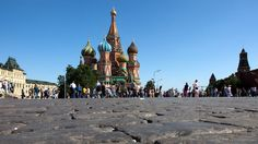 RUSSIA | Moscow - Saint Basil's Cathedral