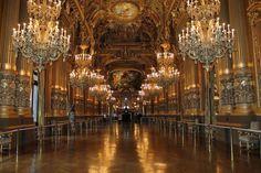 Paris Tourisme OPERA GARNIER