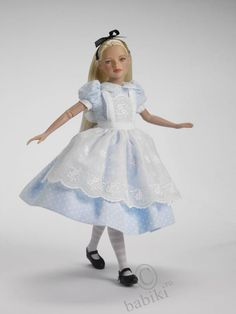 Алиса в стране чудес - авторские и коллекционные куклы