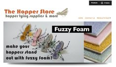 The Hopper Store fly tying supplies