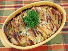 Receta de Pastel de patatas