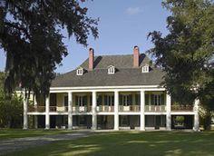 Destrehan Plantation, New Orleans, Louisiana