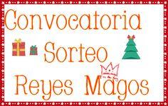 Crochet y demos: Convocatoria Sorteo de Reyes Magos