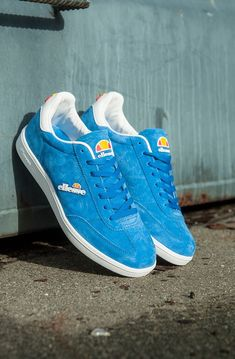 d8f59a0d9f4 Ellesse Clothing, Ellesse Shoes, Girls Sneakers, Sneakers Fashion, Adidas  Sneakers, Wedged