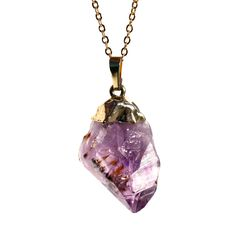 Dreams Necklace Purple