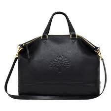 Mulberry Effie Tote in Black