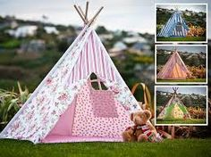 how to make a teepee for kids - Google Search
