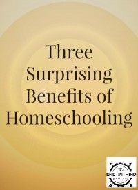 "When we began homeschooling in 2009, I knew about the social and academic benefits of homeschooling. I knew that my children would be able to work at their own pace, and be ""sheltered"" from some of the negative social aspects of public school. I knew that we were doing what was best for our children […] (scheduled via http://www.tailwindapp.com?utm_source=pinterest&utm_medium=twpin&utm_content=post628415&utm_campaign=scheduler_attribution)"