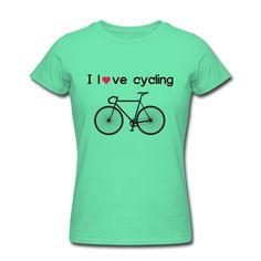 I Love Cycling #cycling #bike