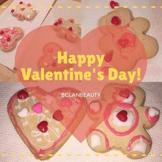 My children and I decorated Valentine's Day cookies for fun last night because they are my #valentines #alldayeveryday #thankyoujesus SHOP BClanBeauty.com link in bio#Shoplocal #Canadian #cosmetics  #love #ClanBeauty #followme  #makeup #makeupstore #Toronto #beauty #skin #women #girl #Cute #me #torontolife  #entrepreneur #womeninbusiness #canadianbusiness #motd #mua #instapic #instagood #picoftheday #instamakeup #beautiful #blogger