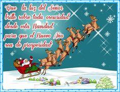 Frases Bonitas Para Facebook: Tarjetas de navidad Con Mensaje