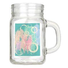 Fascinating circles mason jar - mason jars gifts ideas presents