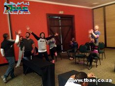 SAB Corporate Fun Day and Minute To Win It team building event in Vanderbijlpark, facilitated and coordinated by TBAE Team Building and Events Team Building Events, Team Building Activities, International Games, Minute To Win It, Good Day, Challenges, Indoor, Fun, Buen Dia