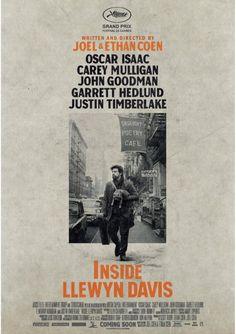 Inside Llewyn Davis (2013), directed by Ethan & Joel Coen