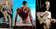 How Daniel Craig actually got into Bond shape; Examiner