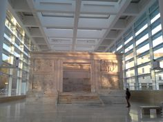 Richard Meier - Ara Pacis Museum, Rome