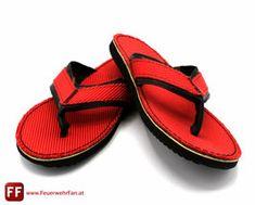 Feuerwehrfan - FeuerwehrFan Flipflops, Talisman, Fan, Sandals, Shoes, Leather, Shoes Sandals, Zapatos, Shoes Outlet