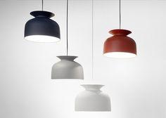Ronde Pendant by Oliver Schick for GUBI #design #lighting