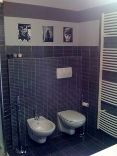 1000 images about bagno stretto e lungo on pinterest - Bagno con muretto ...