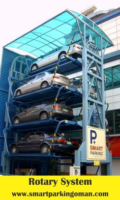 Rotary Parking System is a parking solution with High Security.  #RotaryCarParking #SmartParkingOman #RotaryAutomatedCarParkingSystemRACPS  For more information contact us on: (968) - 96992175 24498521 - 24498531  95919121 - 91780950 Email: INFO@SMARTPARKINGOMAN.COM