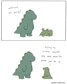 Liz Climo Rory the Dinosaur Me and My Dad comics tickles