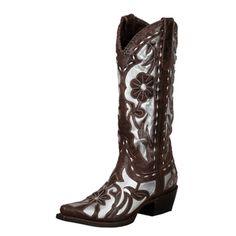 cowboy rain boots for women