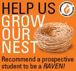 Help Us Grow Our Nest! Recommend a prospective student.